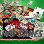 casino games with huge prize pool